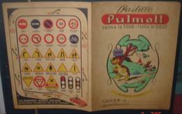 PASTILLE PULMOLL.Le Lievre Et La Tortue - Protège-cahiers