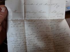 Lot Du 02.06.17_11_LAC Avec N°14, 2 Nuances    A Voir !! De 1859 De Guerviller (66),belles Variétés A Voir .20c Et.. - 1853-1860 Napoléon III.