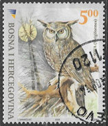 Bosnia And Herzegovina 2008 Definitive 5m Good/fine Used [34/29027/5ND] - Bosnie-Herzegovine
