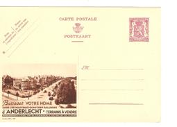 Entier CP Publibel 366 Anderlecht Neuf-Nieuw-Mint  AP1059 - Ganzsachen
