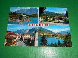 Cartolina Levico ( Trento ) - Vedute Diverse 1970 - Trento