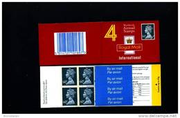 GREAT BRITAIN - £. 2.40   (Walsall)  BOOKLET MINT NH  GQ 1 - Libretti