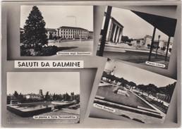 CARTOLINA - POSTCARD - BERGAMO - SALUTI DA  DALMINE - - Bergamo