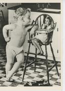 "ENFANTS - BEBES - Jolie Carte ""BIG BABY 1930's ""- Photo. GRANCEL FITZ - Portraits"