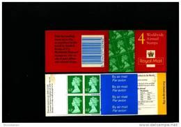 GREAT BRITAIN - £. 2.52   (Walsall)  PHOTO  ELLIPTICAL  BOOKLET MINT NH  GR 3 - Libretti
