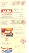 Entier CP Publibel 1915-2071-2669 N Oblitérés AP1062 - Publibels