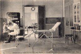 V9775 Cpa 23 Sanatorium De Sainte Feyre - Service Médical - Unclassified
