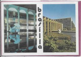 BRASILIA .- Palacio Itamarati - Brasilia