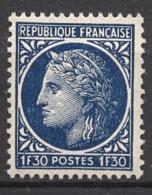 FRANCE 1945 - Y.T. N° 678  -  NEUF** - Francia