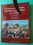 LIVRE NEUF PRIX REDUIT  CROYANCES LEGENDES TRADITIONS POPULAIRES DANS LE CANTAL P. MOULIER Ethnographie La Flandonnière - Turismo