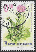 Bosnia And Herzegovina SG893 2007 Fauna And Flora 80f Good/fine Used [34/29028/5D] - Bosnie-Herzegovine