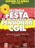 B 785 -  Sindacati SPI-CGIL - Sindacati