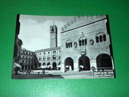 Cartolina Treviso - Piazza Dei Signori 1955 Ca. - Treviso