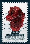 France, Mineral, Ruby, 2016, VFU - Frankrijk