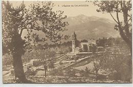 2B-CORSE  -CALACUCCIA - L'Eglise - Calvi