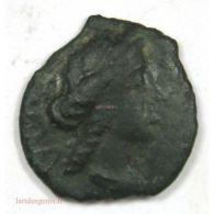 NIMES – Bronze Au Démos – VOLQUES ARECOMIQUES - [17P731921 DEUTCH-LADG.] - Grecques