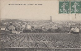 Saint-Etienne-de-Montluc 44 - Vue Générale - Vignes - Cachet Manuel 1909 - Saint Etienne De Montluc