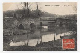 72 SARTHE - BESSE SUR BRAYE Le Pont Rouge - Altri Comuni