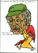 Illustrateur Jos  - Eloi Machoro Est Déçu De La Paix En Kanakie... - Autres Illustrateurs