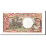 Tahiti, 1000 Francs, 1969-1971, KM:27A, Undated (1971), NEUF - Papeete (French Polynesia 1914-1985)