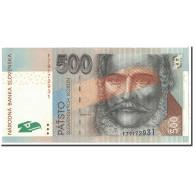 Slovaquie, 500 Korun, 2000, KM:31, 2000-10-20, NEUF - Slovaquie