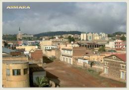 Asmara, Eritrea, Africa, Afrique - Eritrea