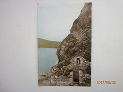 Postcard Glendalough Co Wicklow Temple Na Skellig  By Valentine's My Ref B11257 - Wicklow