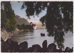 SUISSE,HELVETIA,SWISS,SCHWEIZ,SVIZZERA,SWITZERLAND ,VAUD,chateau De Chillon,veytaux,Montreux - VD Vaud
