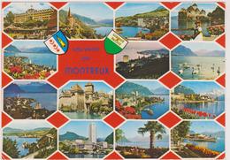 SUISSE,SWITZERLAND,SVIZZERA,SCHWEIZ,HELVETIA,SWISS ,VAUD,MONTREUX, Riviera Pays D´enhaut,territet,vevey,SOUVENIR - VD Vaud