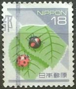JAPON 1994 Serie Basica. USADO - USED. - 1989-... Imperatore Akihito (Periodo Heisei)
