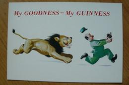 CP - Bière - My Goodness - My Guiness - Lion - Pubblicitari