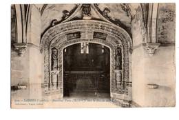40 - SABRES . ANCIENNE PORTE, SOUS LE PORCHE DE L'EGLISE . XIIIe Siècle - Réf. N°2949 - - Sabres