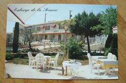 CP - Auberge De La Source - St-Marcel D'Ardèche (07) - Restaurants
