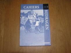 CAHIERS D' HISTOIRE BIJDRAGEN GESCHIEDENIS N° 2 Guerre Belgique Peintre Nazisme Collaboration Résistance Camps Auschwitz - War 1939-45