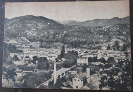 Carte Postale St Jean Du Gard + Timbres Taxe N°29 Et 33 + N°514 - Cachet 1943 - Saint-Jean-du-Gard