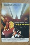 CP - Reproduction De L'affiche Du Film : Blade Runner - 1982 - Affiches Sur Carte