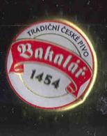 Beer And Brewery Bakalar, City Rakovnik, Czech Republic - Bière