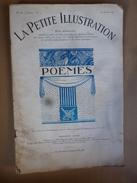 1931 POEMES --> La Locomotive Regarde Une Vache En Passant; Toulouse , Subis Sans T'émouvoir; Etc - Auteurs Français