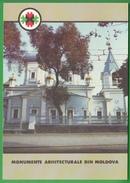 Moldova , Moldavie , Moldau , 1992 , Chisinau , Church , Pre-paid Postcard - Moldova
