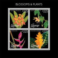 GUYANA  MINT N.H SCOTT 4216 ; IGPC 1303 SH  ( FLOWERS - Guyane (1966-...)