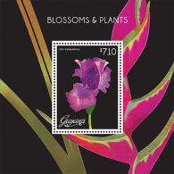 GUYANA  MINT N.H SCOTT # ?? ; IGPC 1302 SS  ( FLOWERS - Guyane (1966-...)