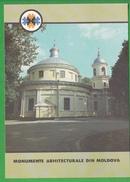 Moldova ,  Moldavie , 1992 , Chisinau , Church , Pre-paid Postcard - Moldova
