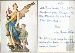 Ak Deutschland - München  - Bürgersaalkirche - Erzengel Raphael - Saints