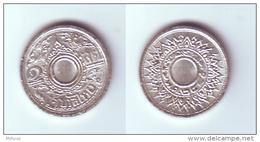 Thailand 1 Satang 1942 (2485) - Thaïlande