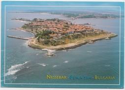 Nessbar, Nesebar, Black Sea, Bulgaria, Used Postcard [20132] - Bulgaria