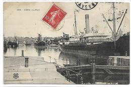CAEN - Le Port - Caen