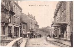 CPA MEURTHE-et-MOSELLE AUBOUE.RUE DES PONTS - Longwy