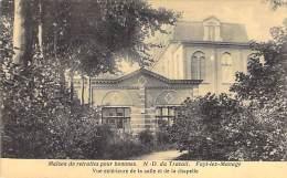 BELGIQUE ( Hainaut Manage ) FAYE LEZ MANAGE : Maison De Retraites Pour Hommes ND Du Travail - CPA - Belgium Belgien - Manage