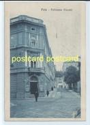 POLA, CROATIA - POLITEAMA CISCUTTI. OLD POSTCARD C.1920 #190. - Croatia