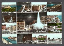 1960 TARANTO Vedutine FG V  SEE 2 SCANS - Taranto